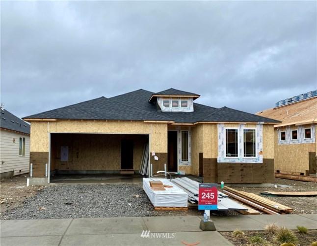 9406 Bowthorpe (Lot 245) Street SE, Lacey, WA 98513