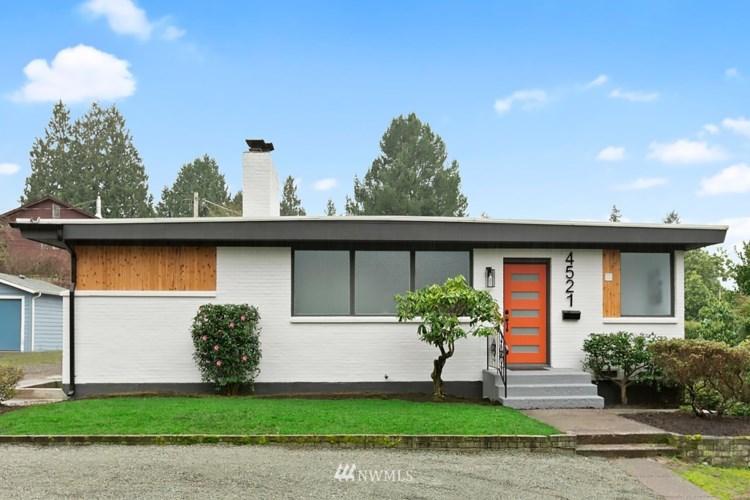 4521 SW Henderson Street, Seattle, WA 98136