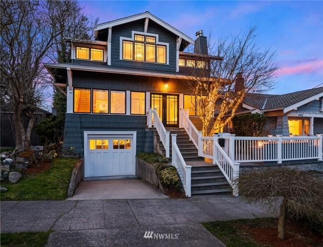 162 Newton Street, Seattle, WA 98109