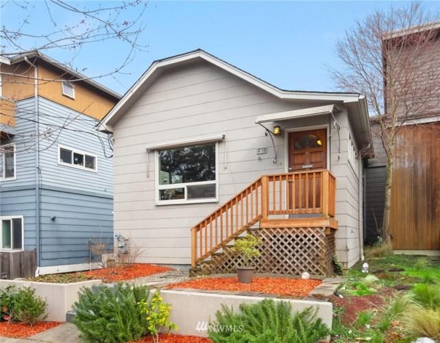 4108 26th Avenue SW, Seattle, WA 98106