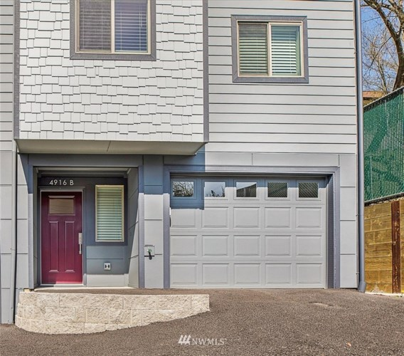 4916 S Willow Street #B, Seattle, WA 98118