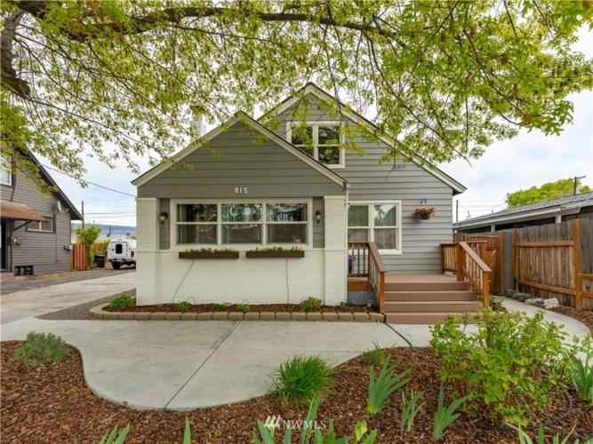 815 Monroe Street, Wenatchee, WA 98801