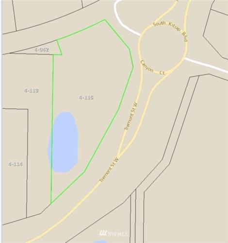 0 Tremont, Port Orchard, WA 98366