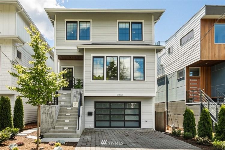 4033 NE 58th Street, Seattle, WA 98105