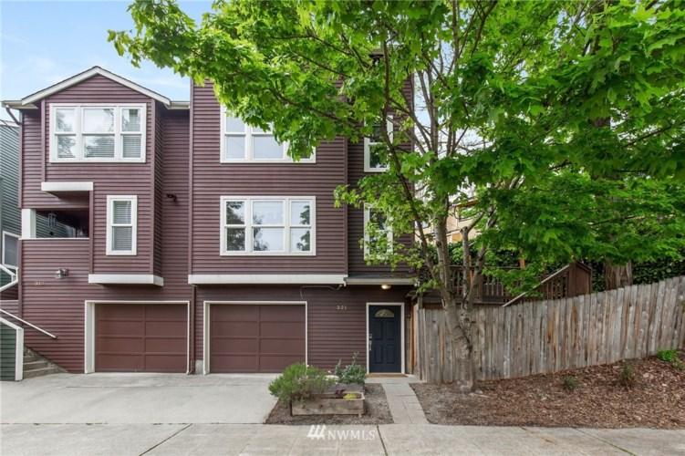 321 27th Avenue E, Seattle, WA 98112