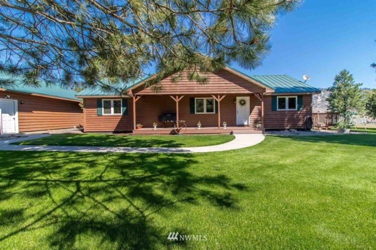 38823 Redwine Canyon Road, Lincoln, WA 99147