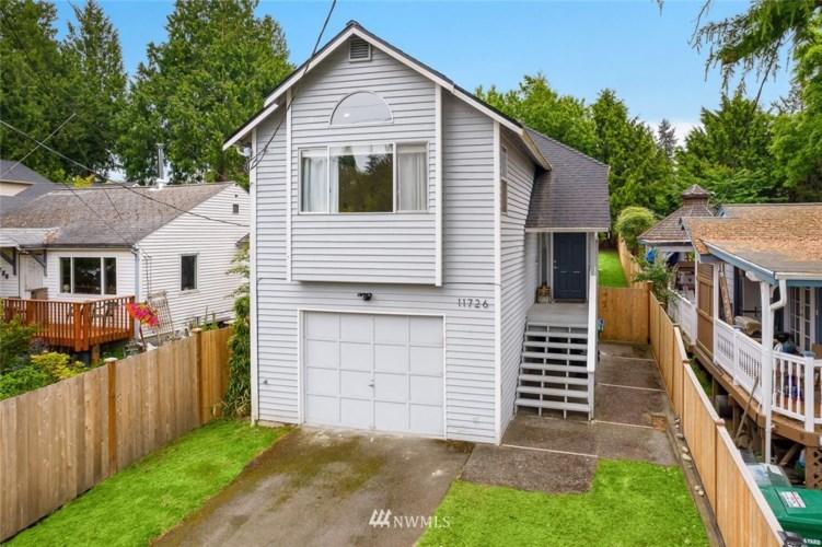 11726 Bartlett Avenue NE, Seattle, WA 98125