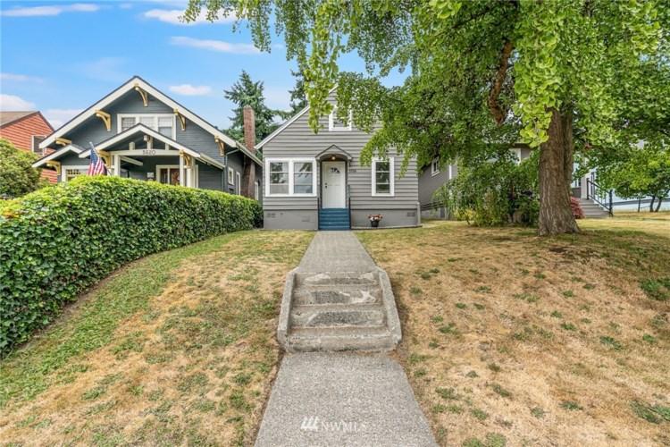3516 Oakes Avenue, Everett, WA 98201