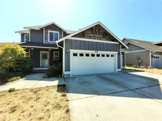 868 NW Longview Drive, Oak Harbor, WA 98277