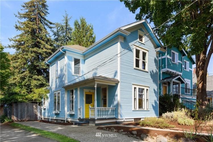 311 19th Avenue, Seattle, WA 98122