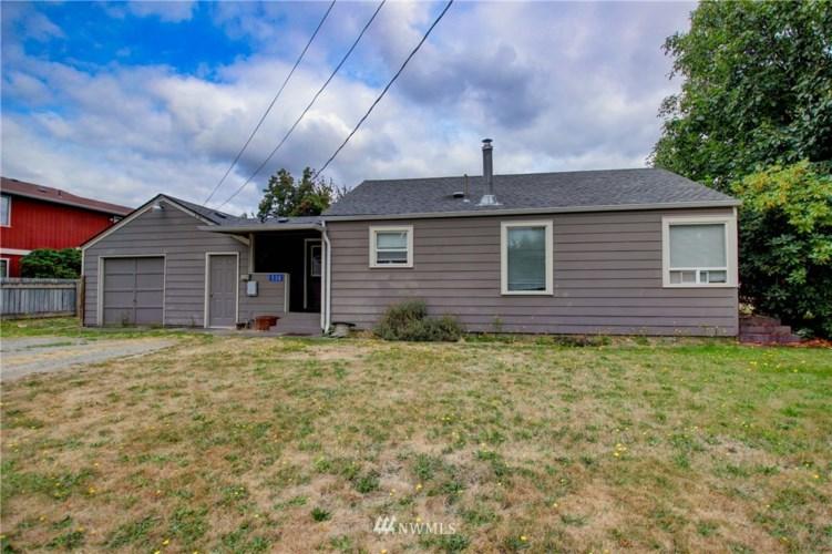 530 S Norris, Burlington, WA 98233