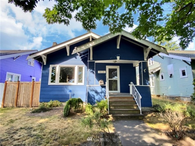 1628 McDougall Avenue, Everett, WA 98201