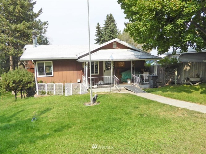 508 Center Street, Grand Coulee, WA 99133