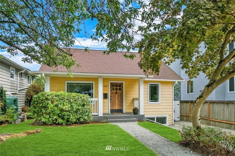 6526 23rd Avenue NE, Seattle, WA 98115