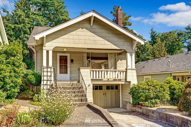 4026 Dayton Avenue N, Seattle, WA 98103