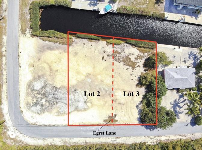 LOTS 2 & 3 EGRET LN, Big Pine Key, FL 33043
