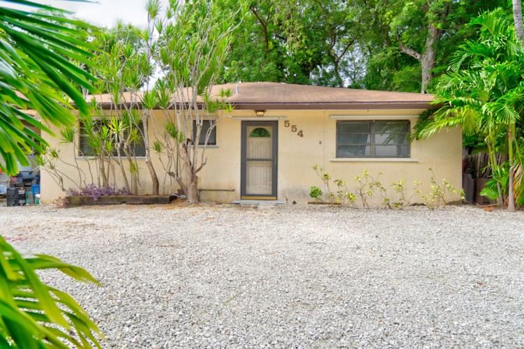 554 Palm Drive, Key Largo, FL 33037