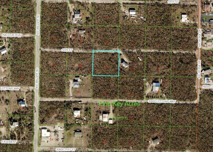 Tract BB 19Th Street, Big Pine Key, FL 33043
