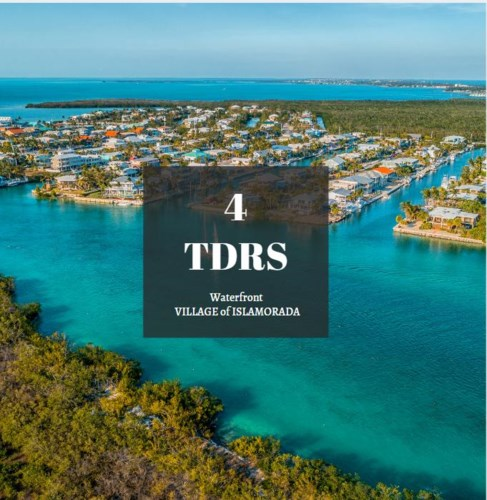 4 TDRs - Bundle, Lower Matecumbe, FL 33036