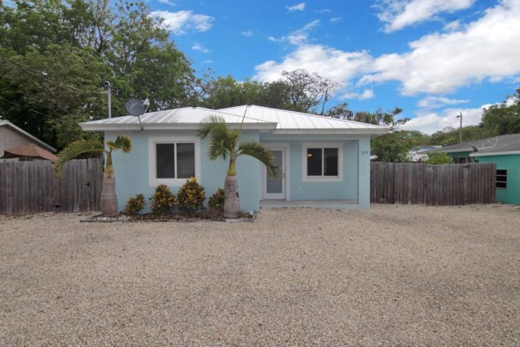 208 Hispanola Road, Key Largo, FL 33070