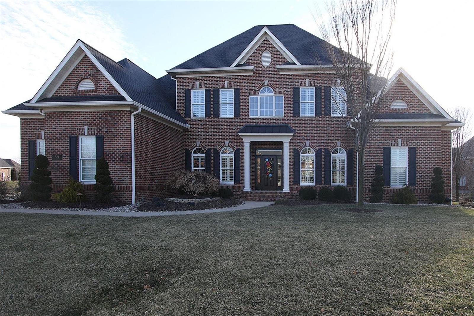 524 Brookline Court, Caseyville, IL 62232