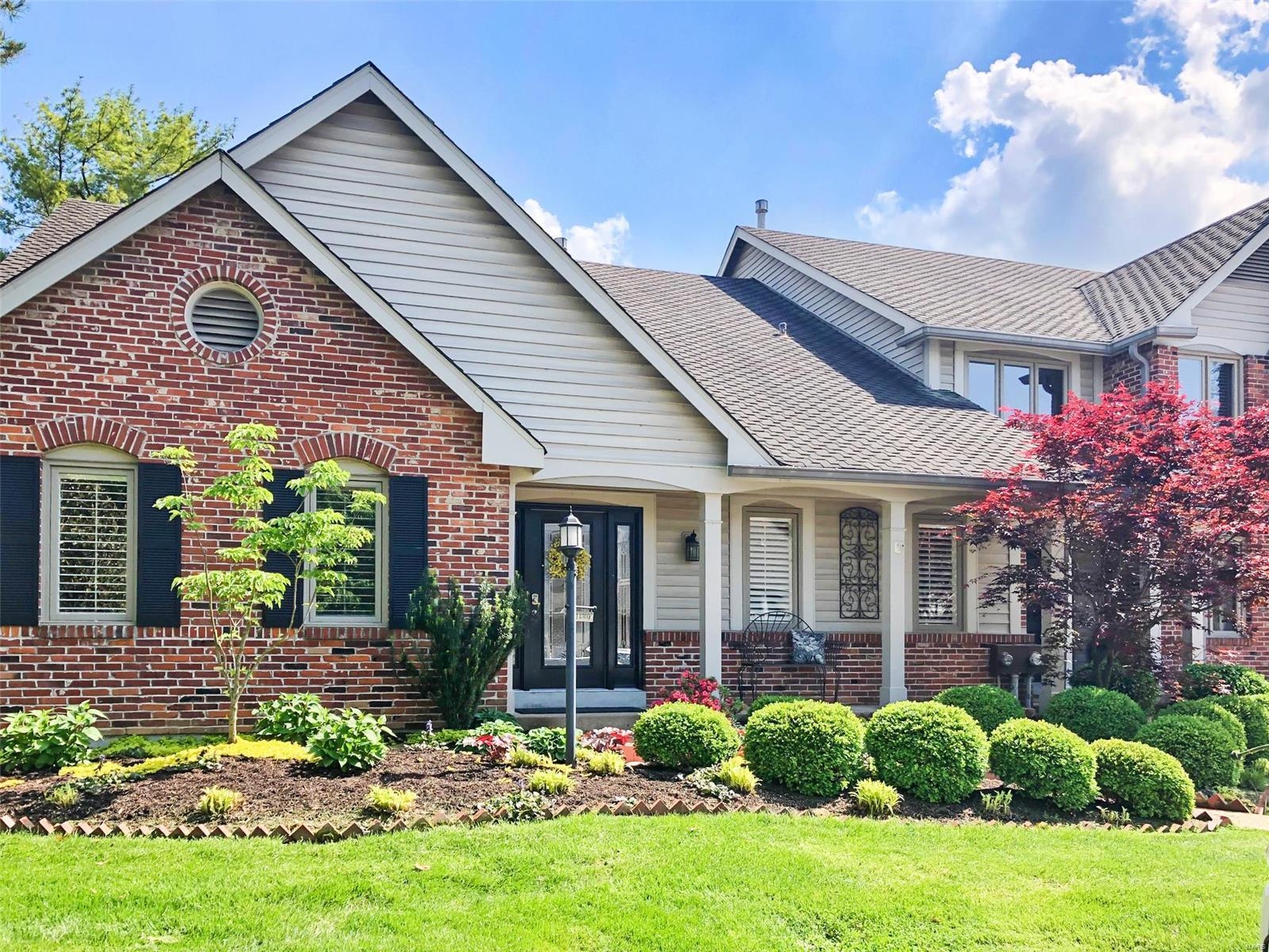 14300  Quiet Meadow Court, Chesterfield, MO 63017