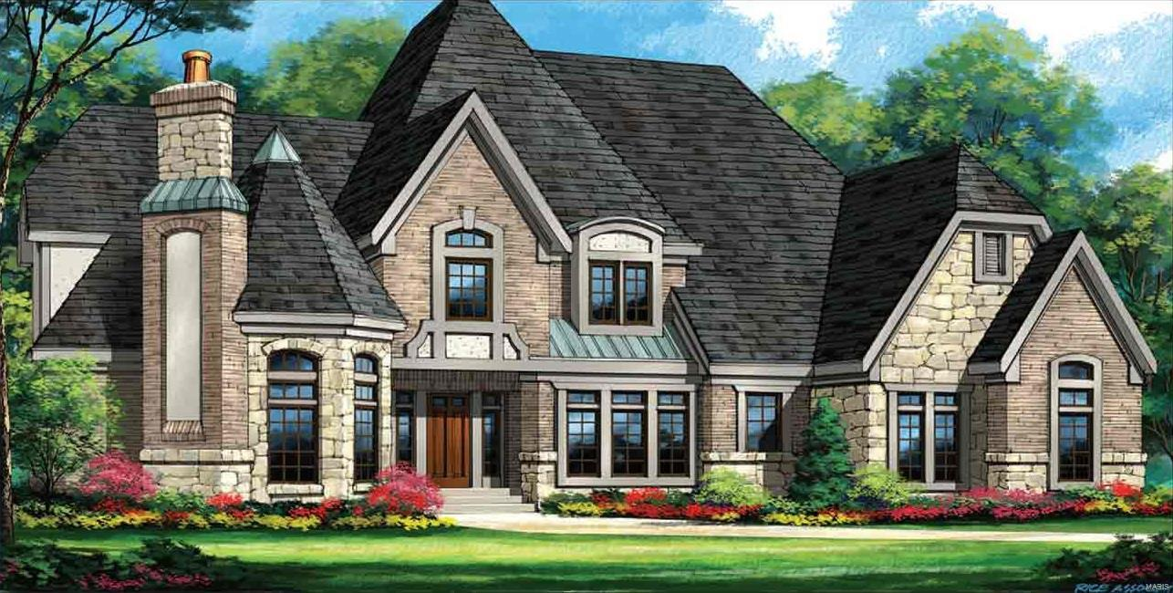 0 The Belle Meade - Conway Road, Town and Country, MO 63141