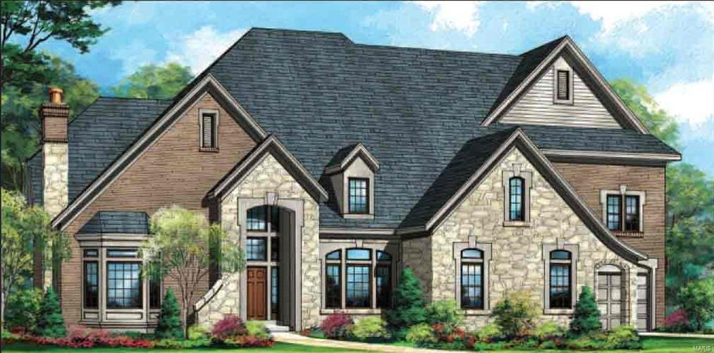 0 The Bridlespur - Conway Road, Town and Country, MO 63141