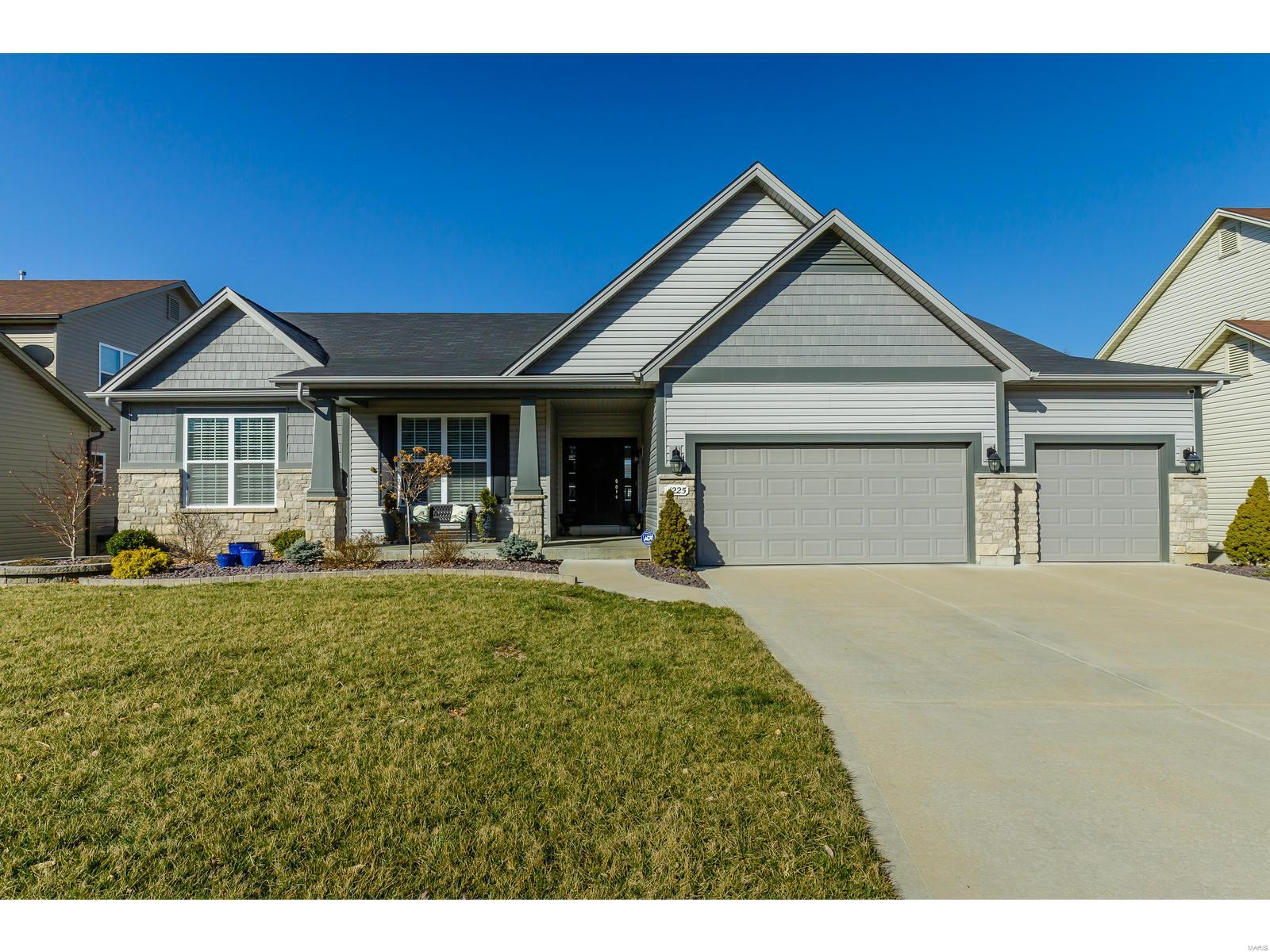 1225 Cashmere Lane, St Peters, MO 63376