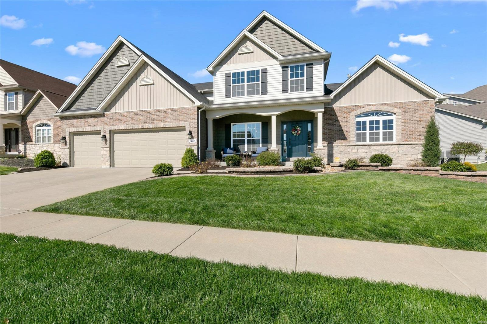 1013 Briley , St Peters, MO 63376