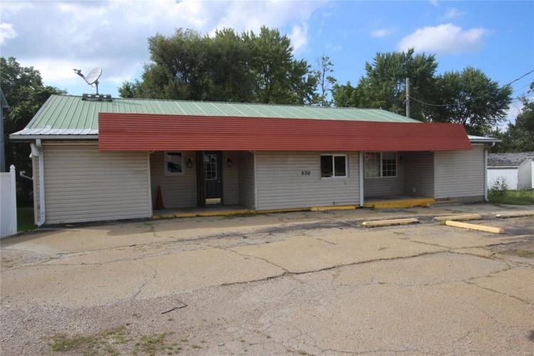 530 Center, Bismarck, MO 63624
