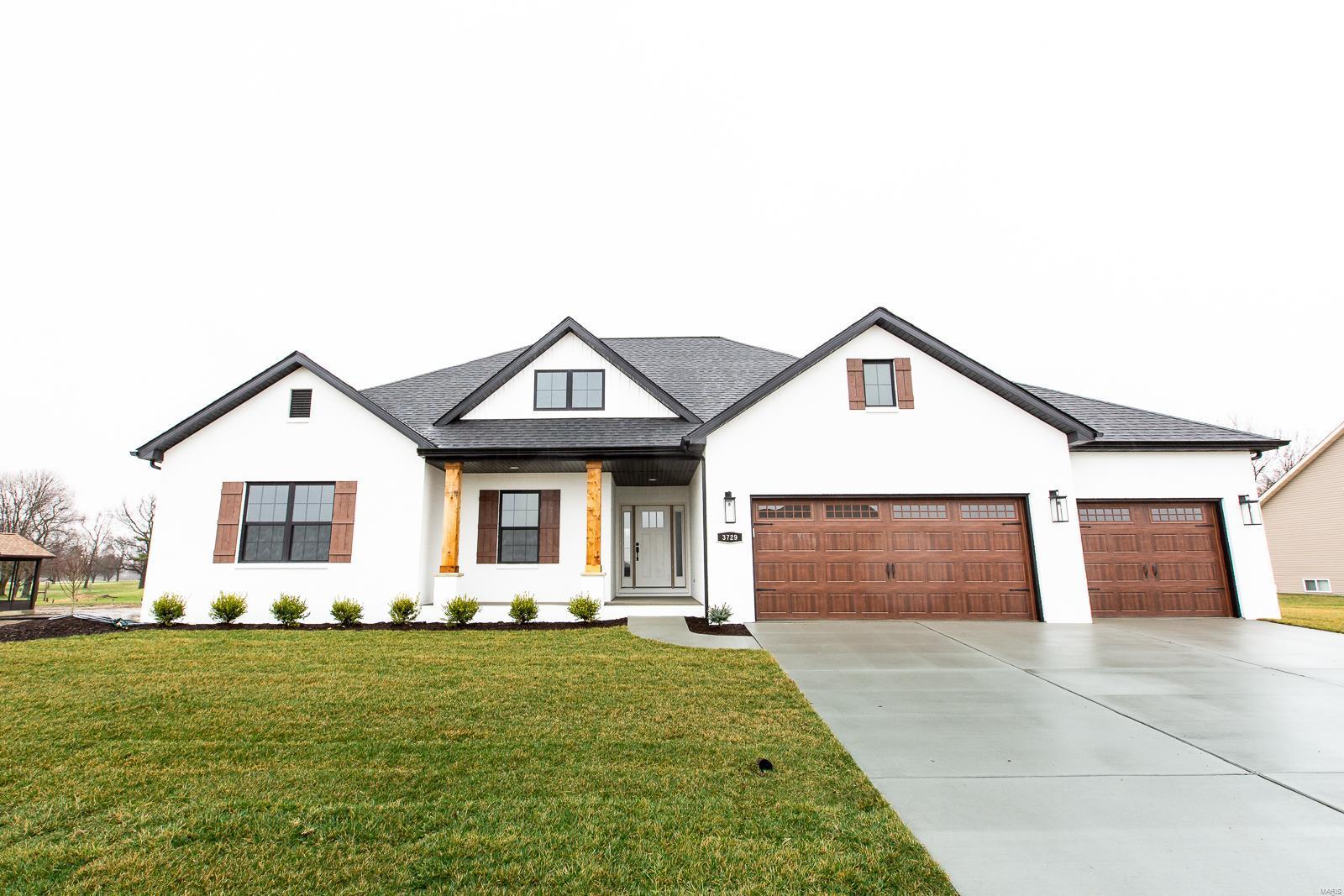 3729 Golf View Circle, Shiloh, IL 62221