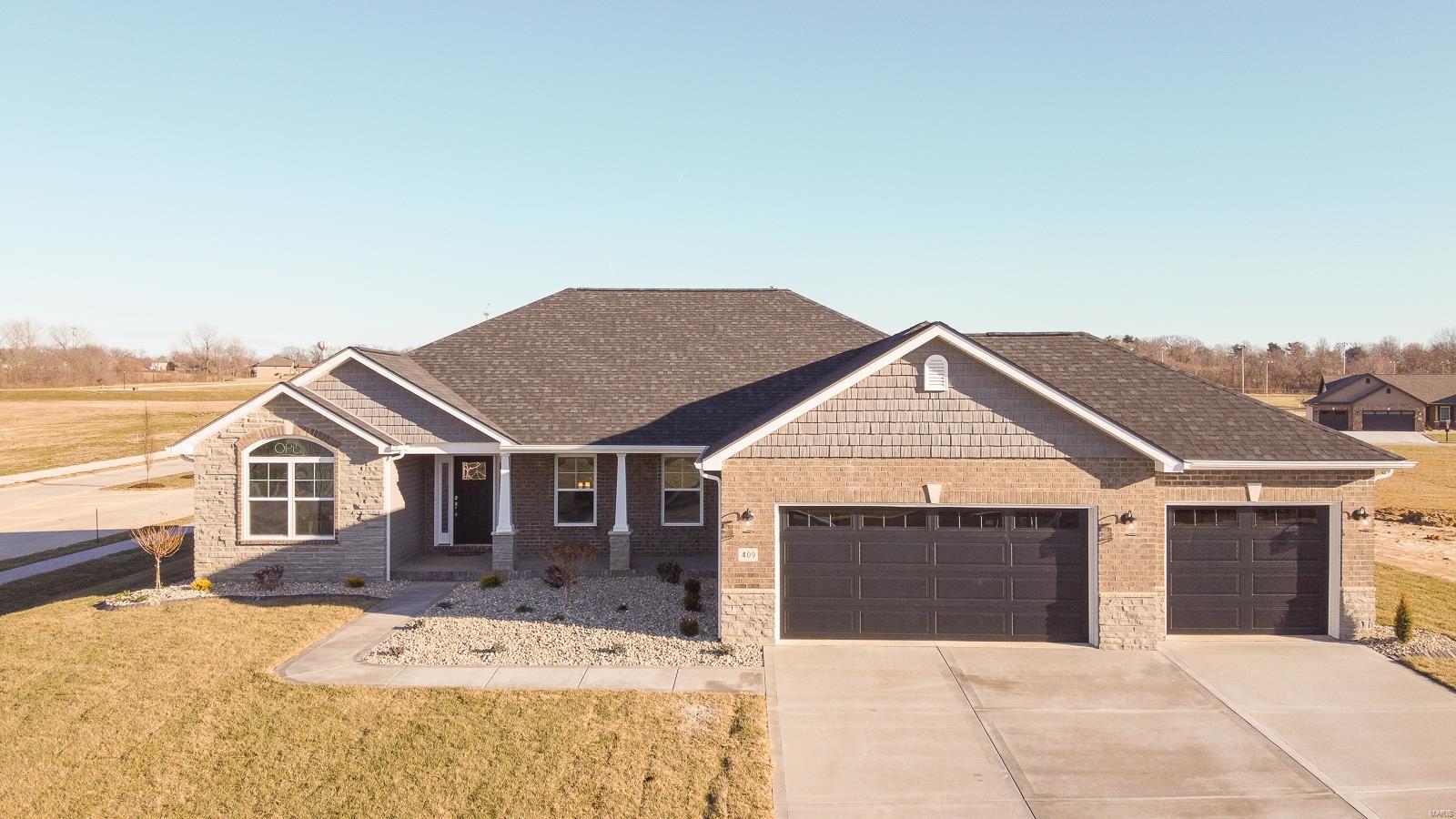 409 Sage Drive, Shiloh, IL 62221