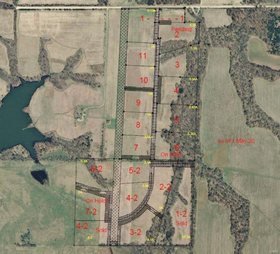 0 Greenlawn (Tract #10) Trail, Perry, MO 63462