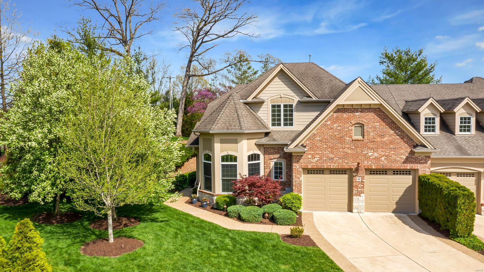 46 Old Belle Monte , Chesterfield, MO 63017