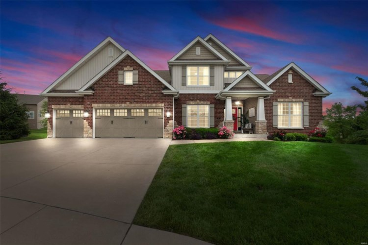 82 Sunset View Court, Cottleville, MO 63376
