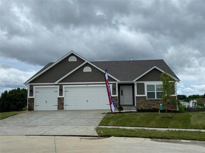 513 Summerbrook estates Court, Wentzville, MO 63385