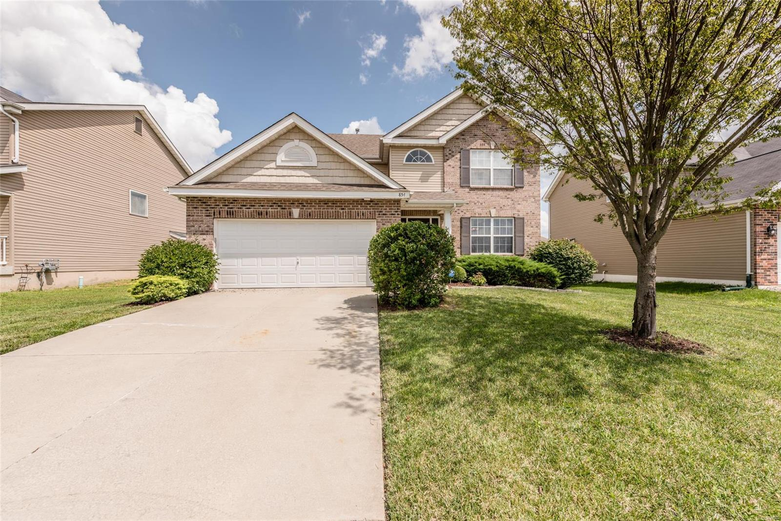 854 Saybrook Falls Drive, Fairview Heights, IL 62208