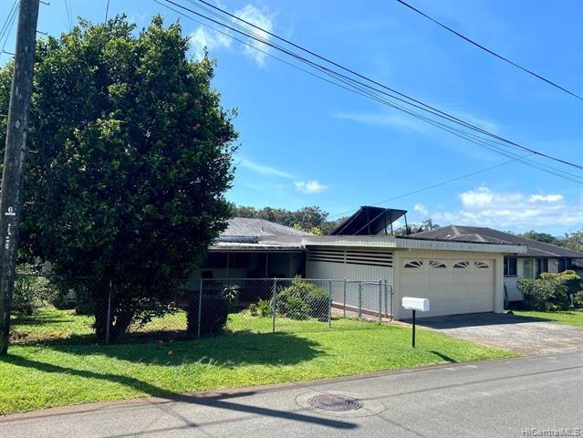 1785  Koikoi Street, Wahiawa, HI 96786