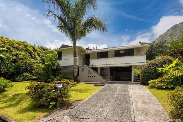3505  Kahawalu Drive, Honolulu, HI 96817