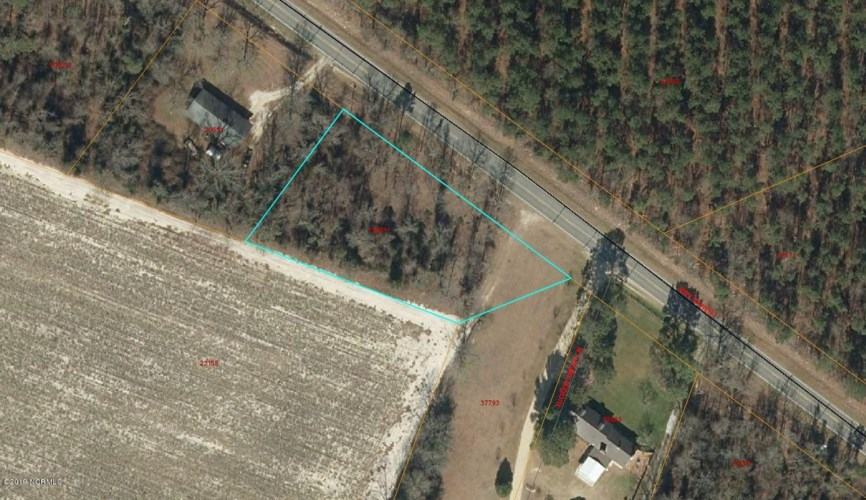 Lot #1 Hwy 55  W, Seven Springs, NC 28578