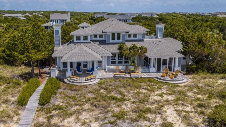 23 Cape Fear Trail, Bald Head Island, NC 28461