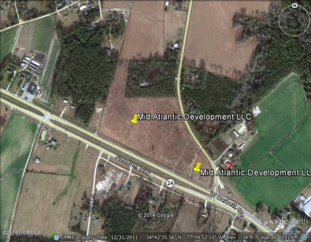 Sr 1434 Belgrade Swansboro Road, Swansboro, NC 28584