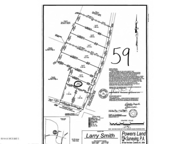 0 Rozier Siding Road, Saint Pauls, NC 28384