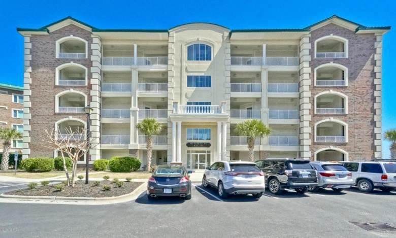 915 Shoreline W Drive #311, Sunset Beach, NC 28468