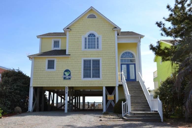 579 Ocean W Boulevard, Holden Beach, NC 28462