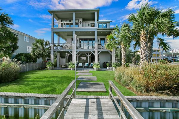 602 N Channel Drive, Wrightsville Beach, NC 28480