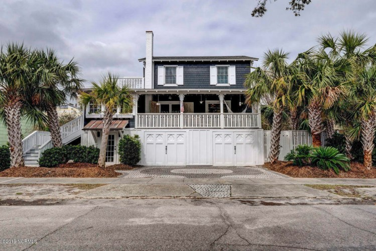 116 S Channel Drive, Wrightsville Beach, NC 28480