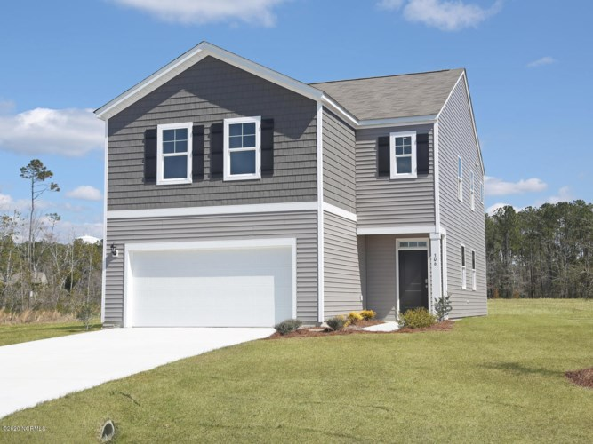 306 Crayfish Court #13, Peletier, NC 28584