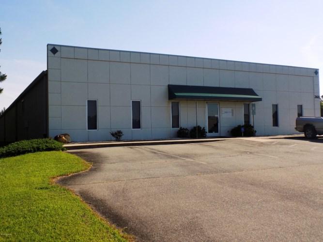 2611 Business Park Drive, Rocky Mount, NC 27804